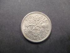 1964 ENGLISH SIXPENCE COIN IN GOOD USED CONDITION 1964 SIXPENCE COIN SHOWN SENT.