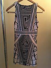 ASOS BODYCON DRESS AZTEC PRINT Size  XS NWOT