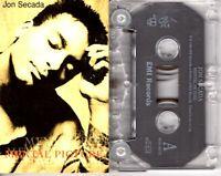 Jon Secada Mental Picture 1994 Cassette Tape Single Pop Dance Rock