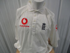 Vintage Admiral England National Men'S Cricket Team 2Xl Sewn Jersey Nwt 2000