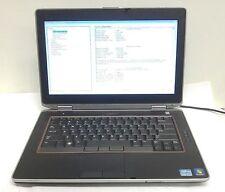 DELL LATITUDE  E6420 CORE i5 2nd 2.5GHZ 4GB RAM 320GB HDD WIFI HDMI  LAPTOP