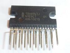 Philips TDA8947J 4 SIL-17 4-channel Audio Amplifier - UK SELLER