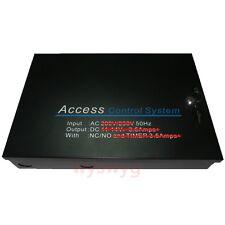 Door Access Control System Box Battery Backup AC100V-240V DC12V 5A Power Supply