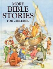 Very Good, More Bible Stories for Children, Jane Carruth, Hardcover