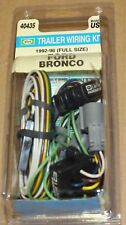 Trailer Connector Kit-Plug-In Simple Hopkins 40435 92-96 Ford Bronco