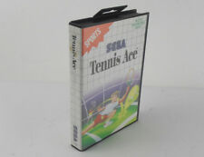 TENNIS ACE GAMES SEGA MEGA DRIVE 1989 made in japan