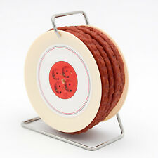 WURSTBARON® Wurst Kabeltrommel, 3,5 Meter Snack Salami Krakauer Art, 240g