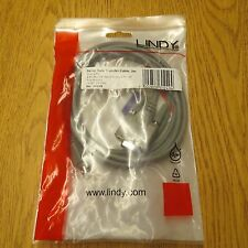 Lindy Serial Data Transfer Cable, 2m