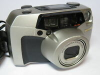 Pentax IQ Zoom 200 (Espio) 35mm AF Panorama Mode Compact 48-200mm Zoom Camera