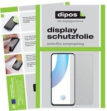 5x lámina protectora para vivo v17 pro display lámina mate protector de pantalla