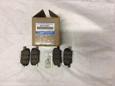 2014 2015 2016 2017 2018 Mazda 3 rear brake pads new oem free shipping !!!