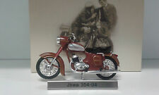 JAWA 354 -04 BIKE MOTO MOTOS DEL ESTE #104 ATLAS IXO 1/24