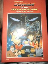 Detective Conan - Fino alla fine del tempo - collector ed. - Nuovo sigillato!