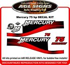 Mercury 75 Reproduction Decal Kit Elpto