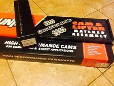 LUNATI BRACKET MASTER SBC CHEVY CAM & LIFTERS 458/458L 1500-5200 RPM #10120416LK