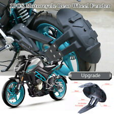 1X Motorcycle Rear Fender Mud Guard Flap Modification Mudguard Fit For Yamaha