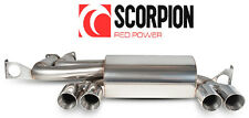 Scorpion M3 E46 Stainless Steel Back Box Exhaust Rear Silencer Quad (01-06)
