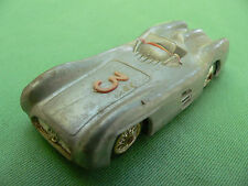 Mercedes Benz compétition modèle n°12 miniature Norev Made in France Ancien  N°3