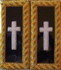 Chaplain Priest Church Officer Uniform Union Rank Army Boards Straps Civil War �