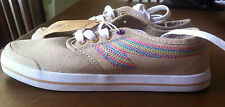 NWT MOVMT Women's Sz 6 Eco Shoe ORGANIC CANVAS Peoples Movement Trainer