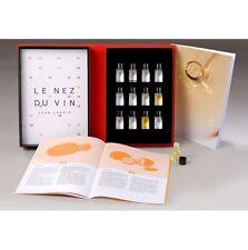Le Nez du Vin - Les vins blancs, 12 arômes - Editions Jean Lenoir - français