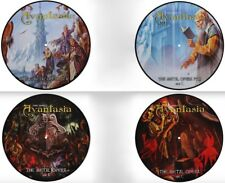 AVANTASIA 2x LP 4x PICTURE DISC VINYL Lot METAL OPERA 1 & 2 *LTD 1000 COPIES New