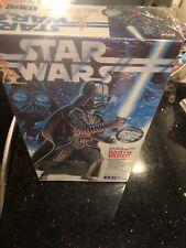 1992 Mpc Star Wars Darth Vader Kit #8154 Glow in the Dark Light-Saber New Sealed