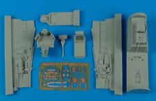 Aires 1/48 P-51D Mustang cockpit set for Hobby Boss kit # 4557