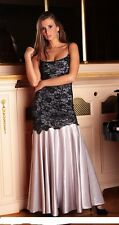 """Ada"" Womens Party Evening Dress Made in UK, size 10 12 14"