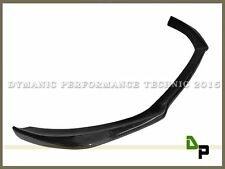 Carbon Fiber Front Bumper Add-on Lip For 2008-2011 Audi S4 B8 Pre-Facelift Only