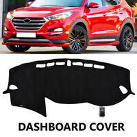 For Hyundai Tucson Active X 2016 2017 2018 Dash Mat Dashmat Dashboard Cover Pad