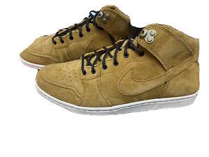 805995-700 NIKE DUNK CMFT WB Wheat/Brown Men's Size 10 Retail $150