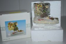 Charming Tails All The Trimmings Figurine 87/703 Mouse Holiday Christmas Box New