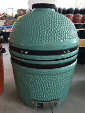 YNNI KAMADO 15.7 inch Limited Edition Cyan Oven BBQ Grill Egg Stand TQ0015CY