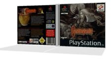 - Castlevania Symphony Of The Night PS1 Replacement Jawel Case + Cover Art Only