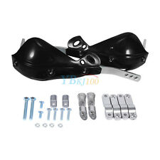 "Black Brush Bar Hand Guards Handguard For 7/8"" 22mm Handlebar Motorcycle ATV AP"