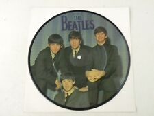 "THE BEATLES - A HARD DAYS NIGHT- 7"" PICTURE DISC 1984 20th ANNIVERSARY - NM- Q7"