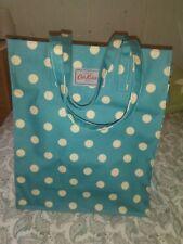 Cath Kidston Sky Blue Pokka Dot Tote Bag