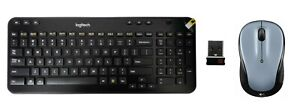 Logitech Combo MK360 Wireless K360 Compact Keyboard & M325 PC Mouse 920-003376