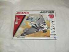 Complete Meccano Maker System Flight Adventure 1 Set Makes 10 Models 153 Parts