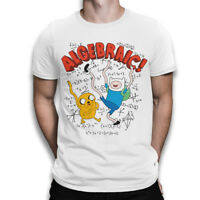 Adventure Time T-shirt, Algebraic Tee, Men's Women's All Sizes