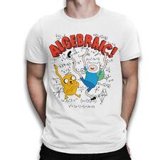 Adventure Time T-shirt, Algebraic Tee, Men's Women's All Sizes