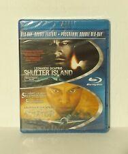 Shutter Island / The Aviator (Blu-ray, Canadian) Martin Scorcese NEW REGION A