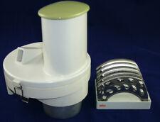 Braun ☀️☀️ Schnitzelwerk KS 32 für die Braun Küchenmaschine KM 32 ☀️☀️ Neuwertig