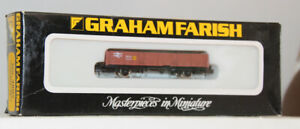 5 Various pieces of Graham Farish freight /coaching rollingstock #  7