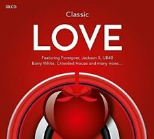 CLASSIC LOVE 58-trk 3-CD digipak NEW/SEALED Elton John