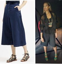 Topshop Mid Rise Shorts Culottes for Women