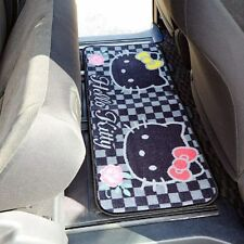 Hello Kitty Car mat for rear seat Authentic Sanrio Car Accessory New