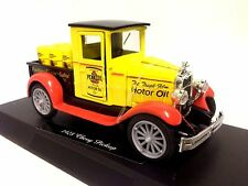 1928 Chevrolet Pennzoil Pickup Truck Collectible 1:32 Scale Diecast New Ray Toys