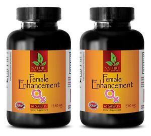 Mucuna Powder - FEMALE ENHANCEMENT - Squirt Squirting Orgasm Pills - 2 Bottles